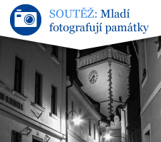 SOUTĚŽ: Mladí fotografují památky