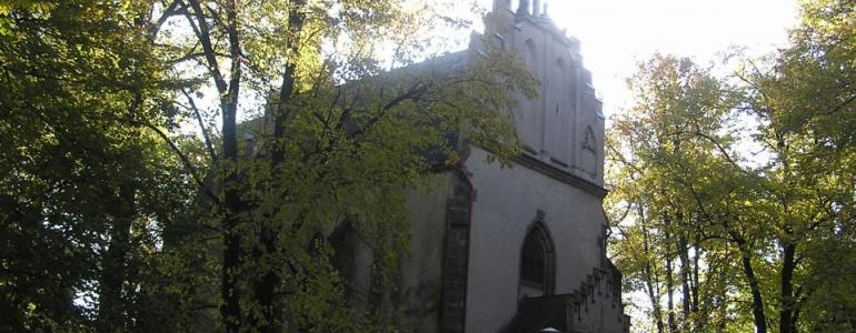 Kostel sv. Michaela - Chrudim