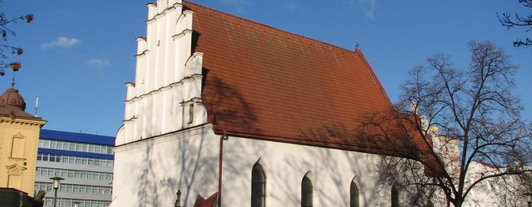 Kostel sv. Jana Křtitele - Pardubice