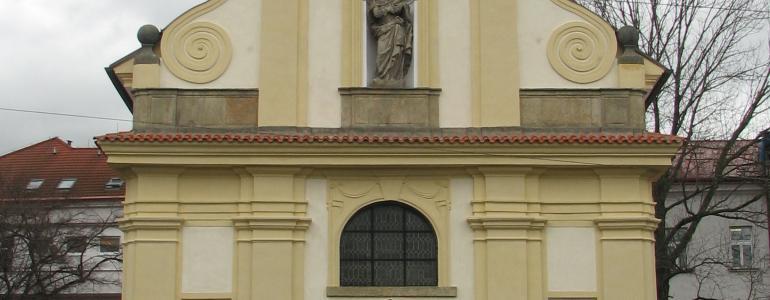 Kostel Bolestné Panny Marie - Kostelíček - Pardubice