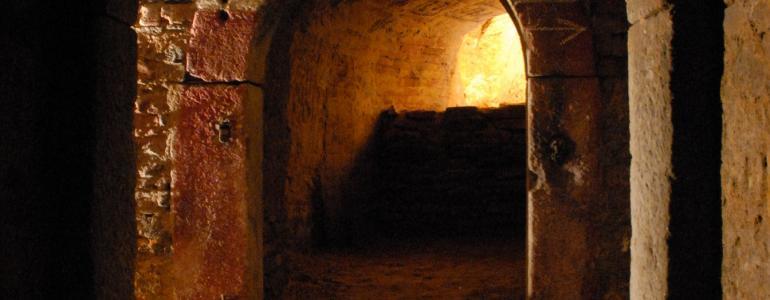 Městské historické sklepy v Jirkově