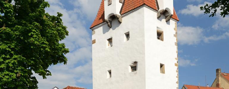 Rabenštejnská věž - České Budějovice