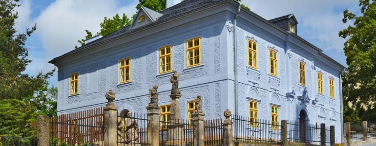 Dům Jany a Josefa V. Scheybalových - Jablonec nad Nisou