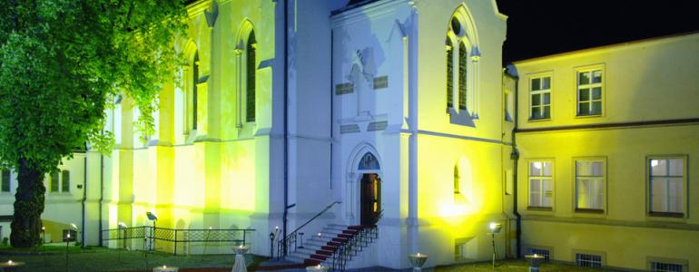 Kostel Sacré Coeur