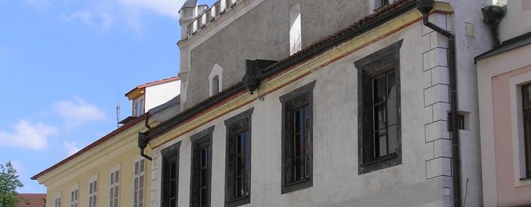 Městský dům Wortnerův - České Budějovice