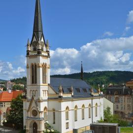 kostel Dr  Farského foto Milan Bajer (2)