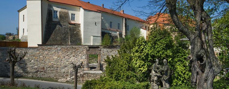 Zámek - Moravská Třebová