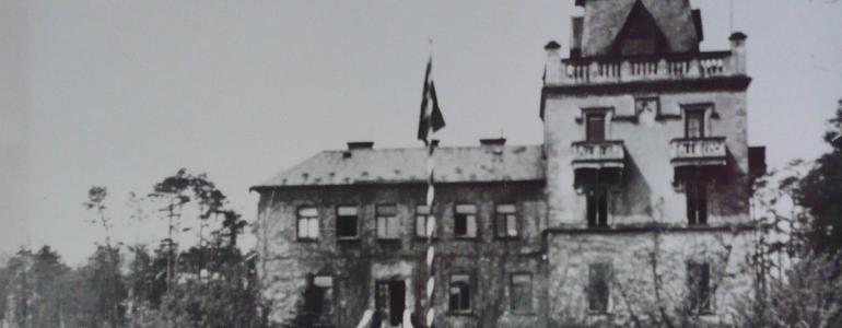 Památník Zámeček - Larischova vila - Pardubice