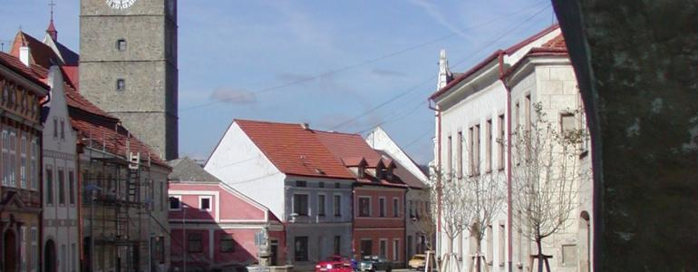 Městská věž - Slavonice