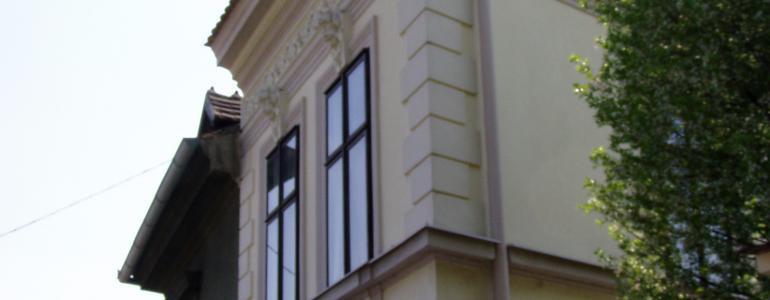Dům Na Vikárce - Litoměřice