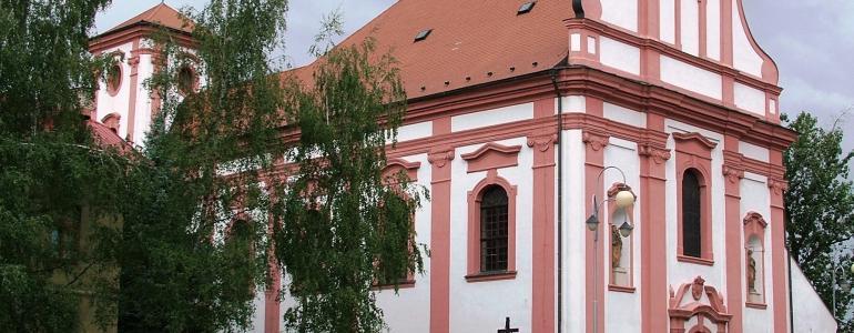 Kostel sv. Valentina - Příbor