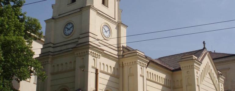 Kostel sv. apoštola Pavla - Jihlava
