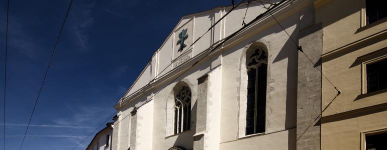 Kostel Povýšení sv.Kříže - Jihlava