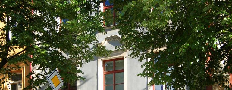 Oblastní galerie Vysočiny -  měšťanský dům - Jihlava