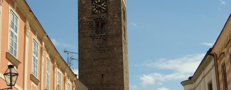 Kostel sv. Ducha - Telč
