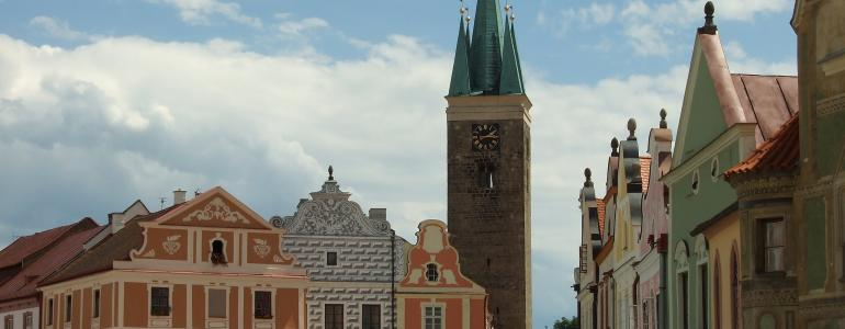Věž sv. Ducha - Telč