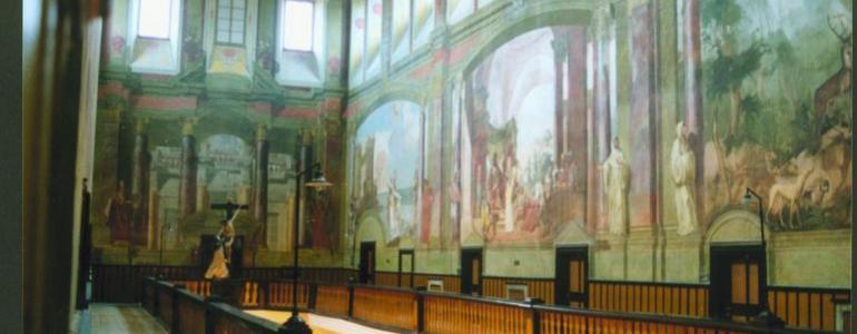 Refektář Sedleckého kláštera a Muzeum tabáku - Kutná Hora