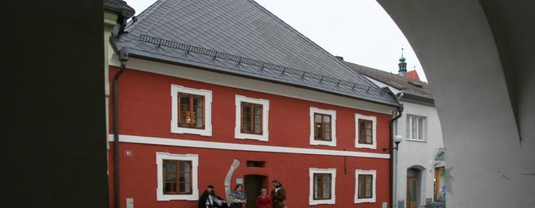 Měšťanský dům čp. 83