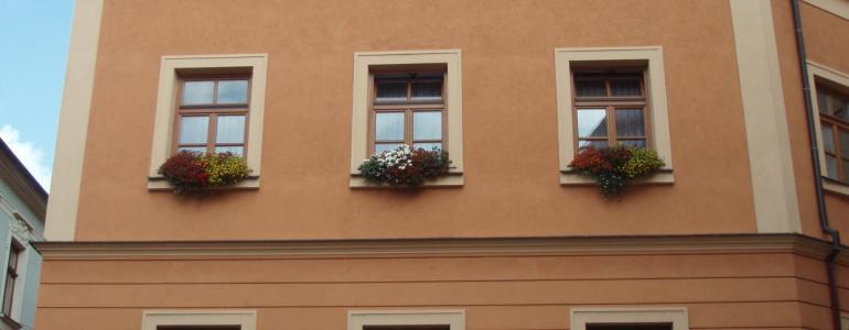 Dům čp. 54 - Galerie U Radnice - Tábor