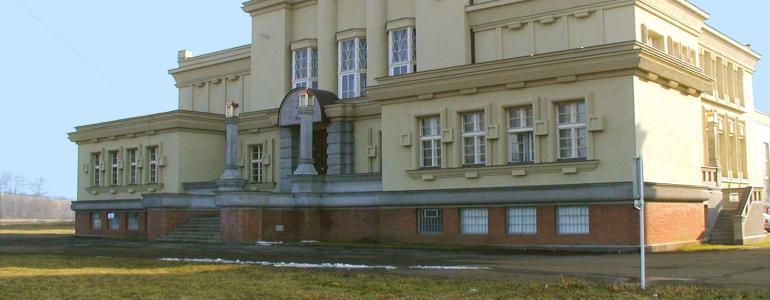 Radiotelegrafní vysílací stanice - Poděbrady