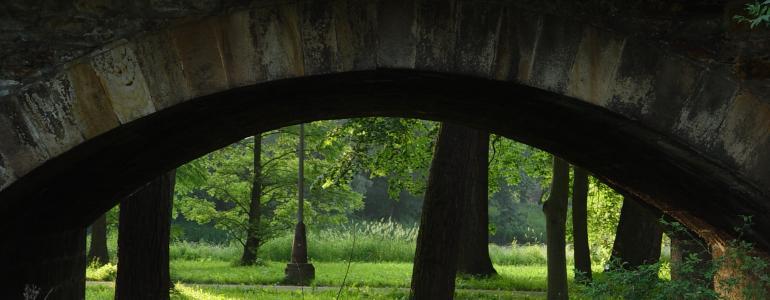 Inundační most - tzv. Kanály