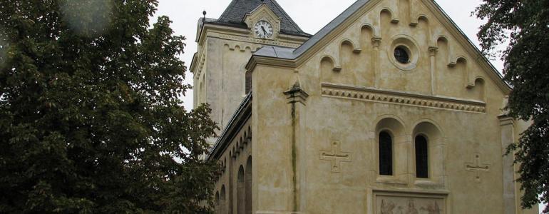 Kostel sv. Václava - Nová Ves