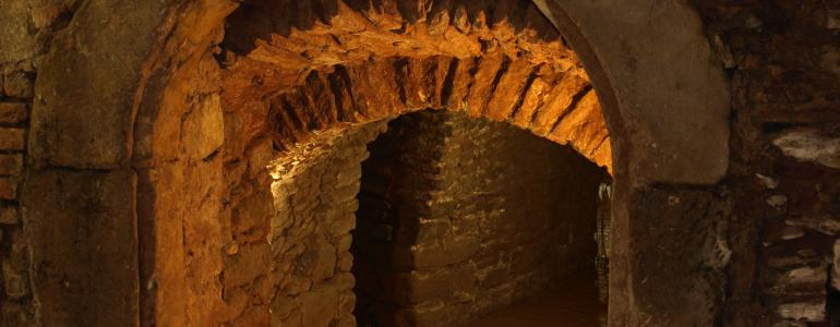 Stará radnice - českobrodské podzemí