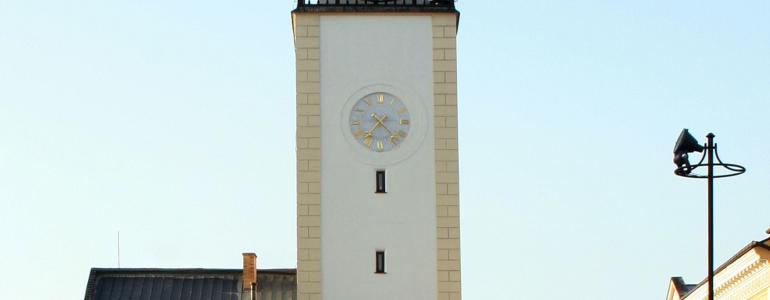 Radniční věž (Stará radnice) - Hranice