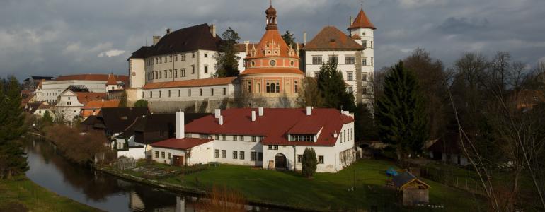 Státní hrad a zámek Jindřichův Hradec - NKP