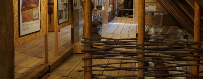 Muzeum Špýchar Prostřední Lhota – pobočka Hornického muzea Příbram