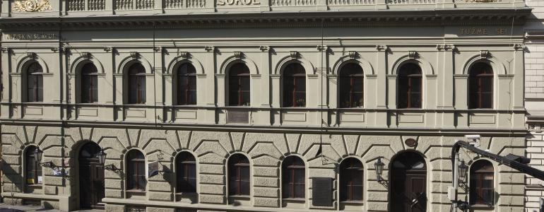 Sokolovna T. J. Sokol Pražský