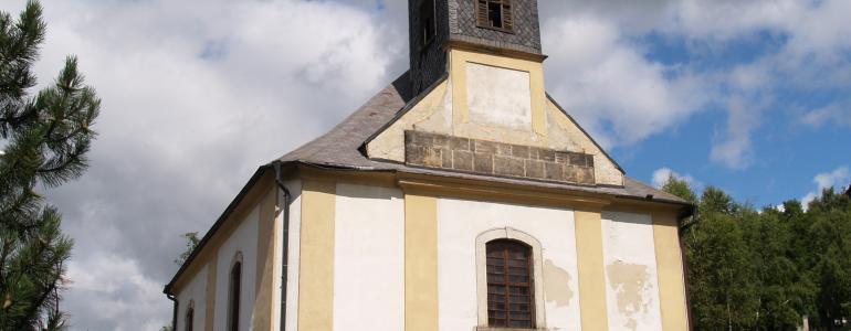 Kostel sv. Anny v Tisé