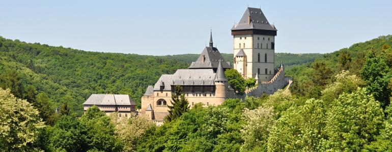 Karlštejn - státní hrad
