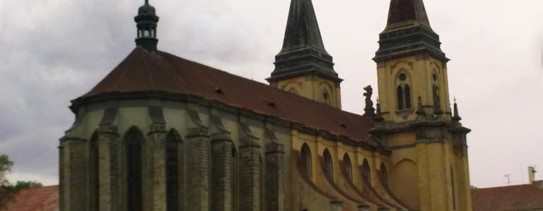 Kostel narození Panny Marie, Augustiniánský klášter - Roudnice nad Labem