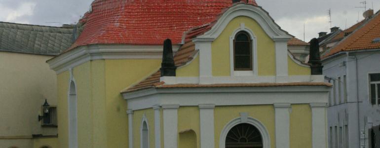 Kaple sv. Josefa - Roudnice nad Labem
