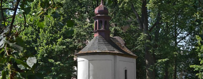 Kaplička sv. Anny - Jablonec nad Nisou