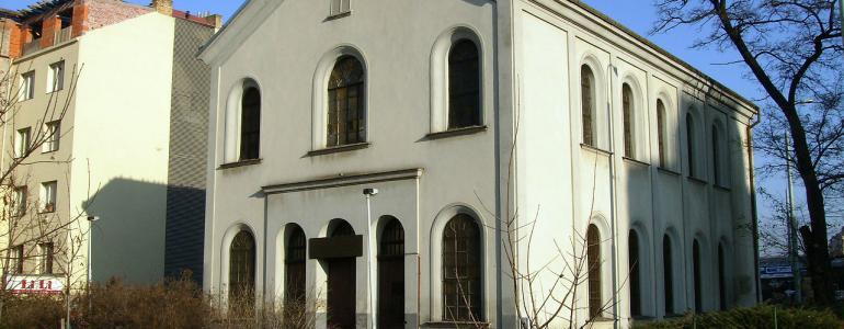 Libeňská synagoga - Praha 8
