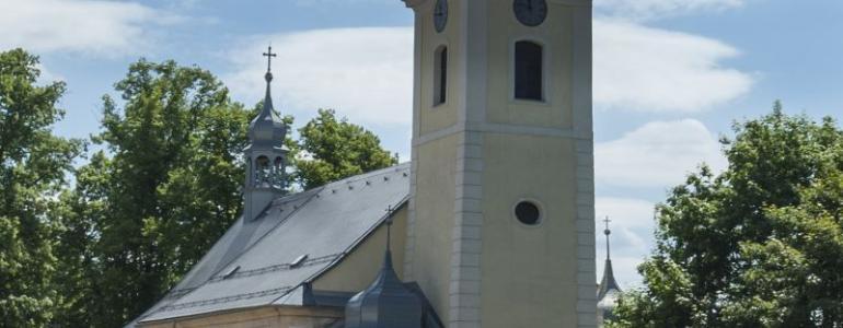 Kostel Nejsvětější trojice - Liberec, Vratislavice nad Nisou