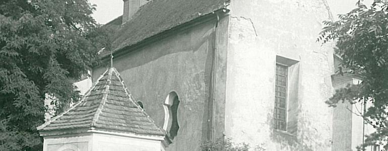 Kostel sv. Vavřince při býv. klášteře augustiniánů - Mělník-Pšovka