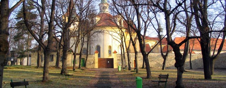 Kostel Nejsvětější Trojice ve Slaném